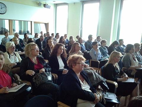 Frekwencja dopisała. W konferencji uczestniczyło ponad 100 osób !