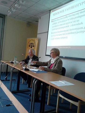 Pierwsze wystąpienia: Urszula Nowakowska i Andrzej Dominiczak